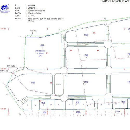 Amasya Merzifon Muşruf Belediyesi 1