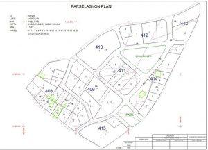 Sivas Akıncılar Belediyesi Yeşil Yazı ve Yeni Mahalle 2. Etap 18. Madde Uygulaması