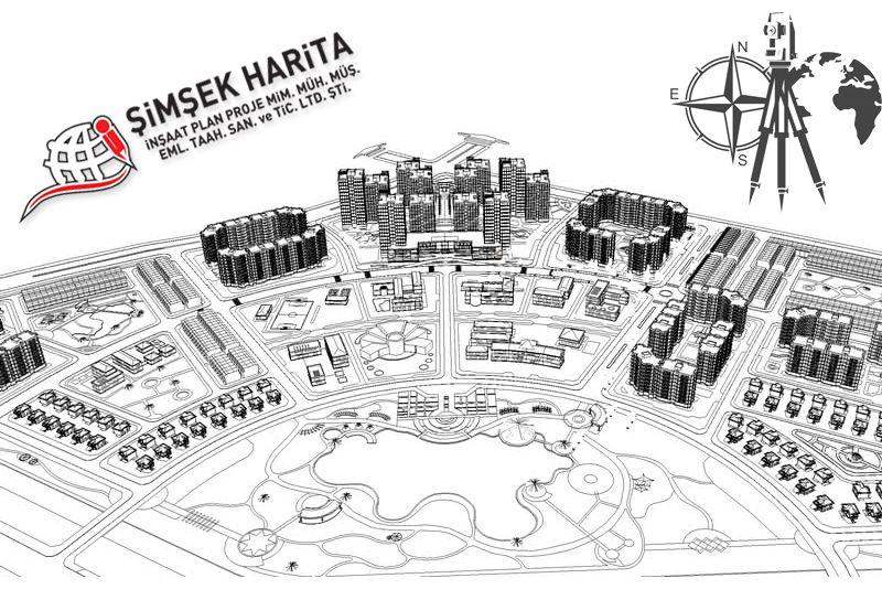 Harita Kadastro Mühendislik Hizmetleri